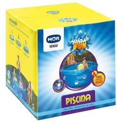 PISCINA SPLASH FUN 1900 LITROS