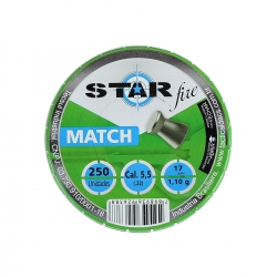 CHUMBINHO STAR FIRE - MATCH - 5,5MM C/250UN