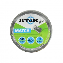 CHUMBINHO STAR FIRE - MATCH - 4,5MM C/500 UN