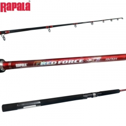 VARA RAPALA - RED FORCE -MOLINE 180M