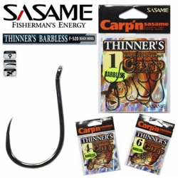 ANZOL SASAME THINNERS BARBLESS F-520 C/ 14 UN
